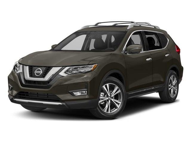 2017 Nissan Rogue Awd Sl In Cary Nc Nissan Rogue