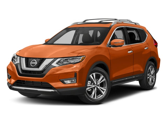 2017 Nissan Rogue Fwd Sl In Cary Nc Nissan Rogue