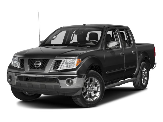 2017 nissan frontier crew cab 4x4 sl auto long bed in cary nc nissan frontier leith nissan. Black Bedroom Furniture Sets. Home Design Ideas
