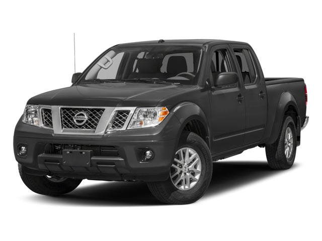 2017 nissan frontier crew cab 4x2 sv v6 auto in cary nc nissan frontier leith nissan of cary. Black Bedroom Furniture Sets. Home Design Ideas