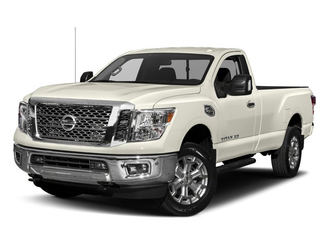 2017 nissan titan xd 4x4 diesel single cab sv in cary nc nissan titan xd leith nissan of cary. Black Bedroom Furniture Sets. Home Design Ideas