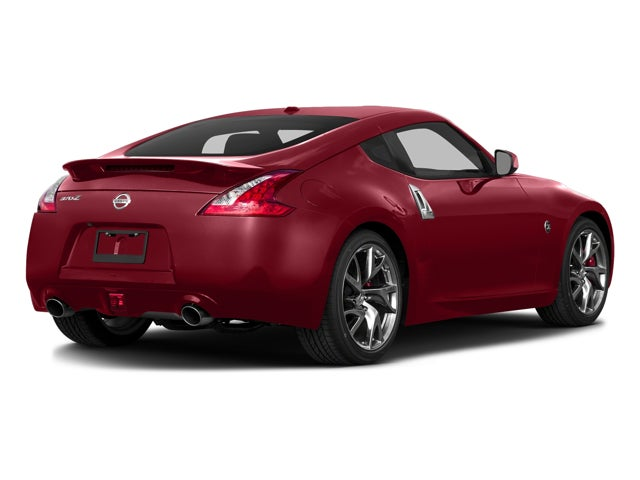 2017 nissan 370z coupe auto in cary nc nissan 370z leith nissan of cary. Black Bedroom Furniture Sets. Home Design Ideas