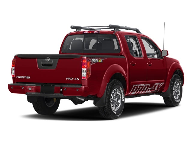 2017 nissan frontier crew cab 4x4 pro 4x manual in cary nc nissan frontier leith nissan of cary for 2017 nissan frontier crew cab interior