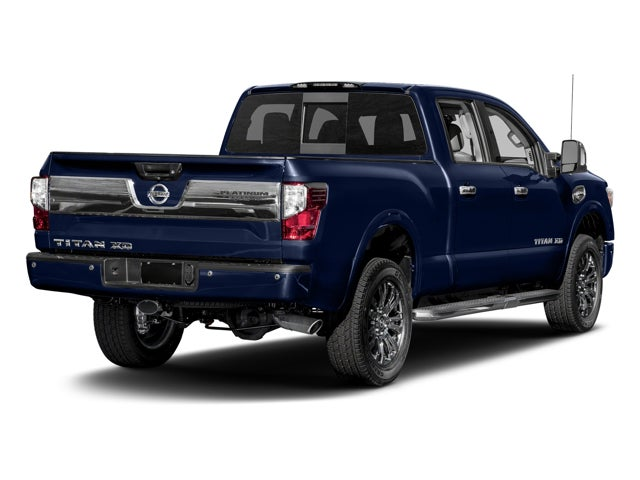 2017 nissan titan xd 4x4 diesel crew cab platinum reserve in cary nc nissan titan xd leith. Black Bedroom Furniture Sets. Home Design Ideas