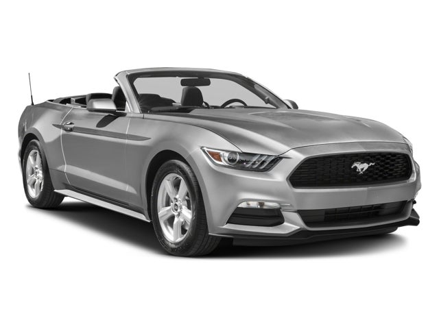 2016 ford mustang 2dr conv ecoboost premium in cary nc ford mustang leith nissan of cary. Black Bedroom Furniture Sets. Home Design Ideas