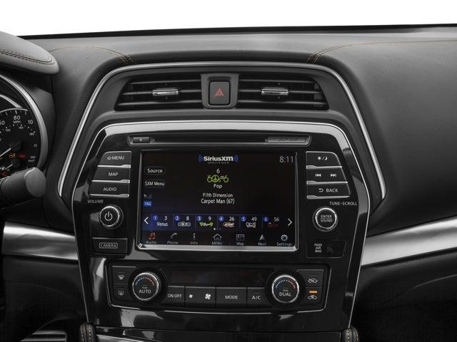 2017 Nissan Maxima Sr 3 5l In Cary Nc Nissan Maxima