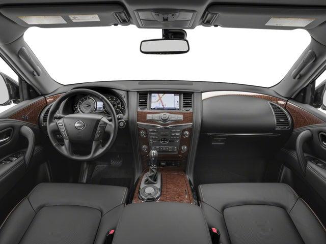 2017 Nissan Armada 4x2 Sl In Cary Nc Nissan Armada
