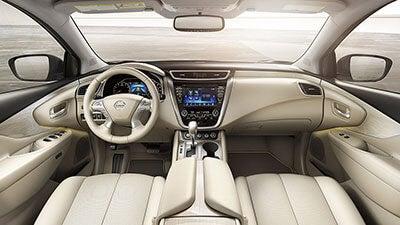 2016 Nissan Murano Cary Nc Interior