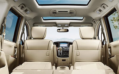 2016 Nissan Quest Cary Nc Interior