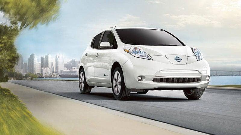 2017 Nissan Leaf Cary Nc
