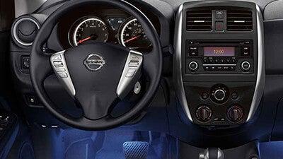 2017 Nissan Versa Cary Nc Interior