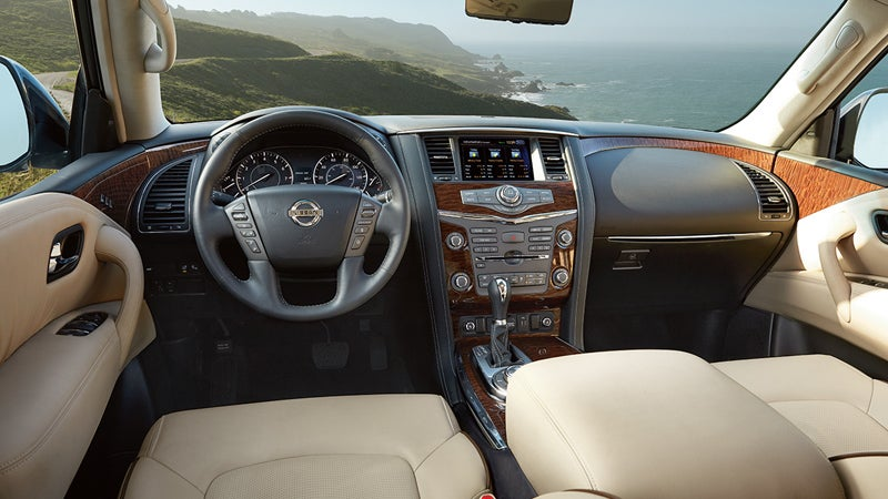 2018 Nissan Armada In Cary Nc Leith Nissan Of Cary
