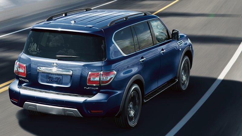 9474f42d2570 2018 Nissan Armada in Cary
