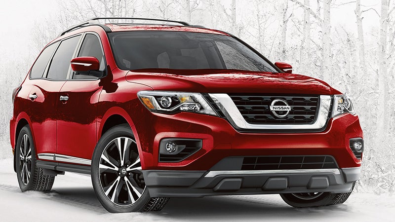 2018 Nissan Pathfinder In Cary  Nc