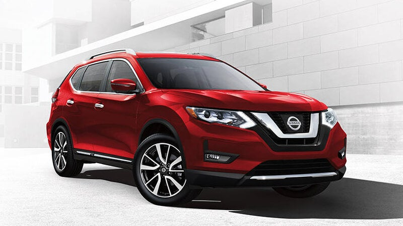 2018 Nissan Rogue In Cary Nc Leith Nissan Of Cary