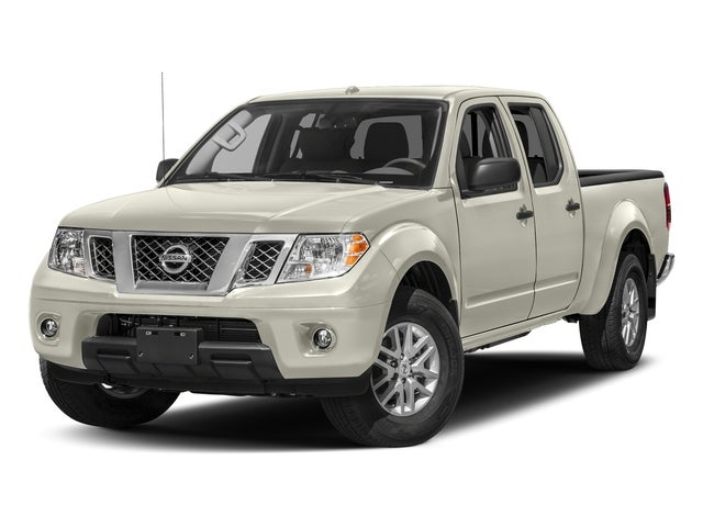 2018 Nissan Frontier Crew Cab 4x4 Sv V6 Auto In Cary Nc Nissan