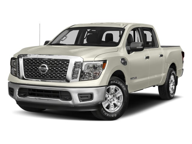 2017 nissan titan nissan titan in cary nc leith nissan of cary. Black Bedroom Furniture Sets. Home Design Ideas