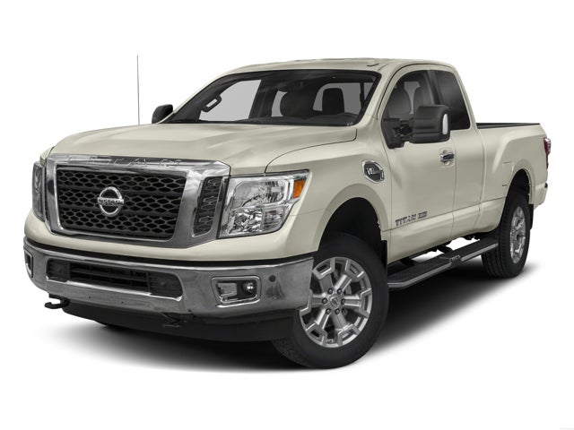 2017 nissan titan xd 4x4 diesel king cab s in cary nc nissan titan xd leith nissan of cary. Black Bedroom Furniture Sets. Home Design Ideas