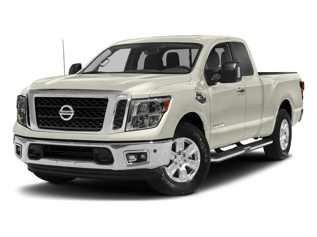 2018 Nissan Titan 4x4 King Cab SV in Cary, NC | Nissan ...