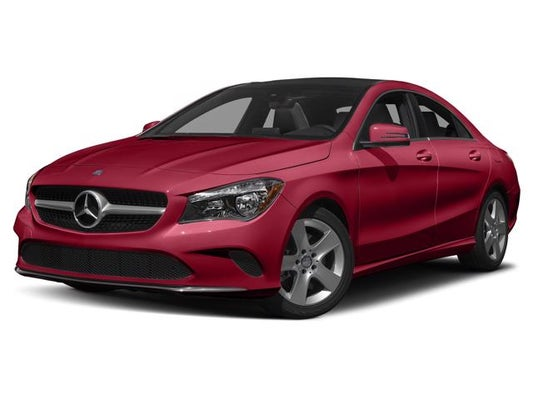 2019 Mercedes-Benz CLA 250 Coupe in Cary, NC | Mercedes-Benz