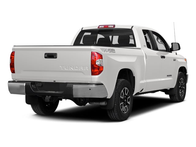 2014 Toyota Tundra 4WD Double Cab 5.7L FFV V8 6 Spd AT SR5 In