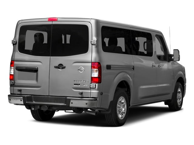 2017 Nissan NV Passenger V8 SL In Cary NC