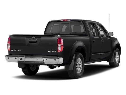 2018 Nissan Frontier Crew Cab 4x4 Sv V6 Auto In Cary Nc Leith
