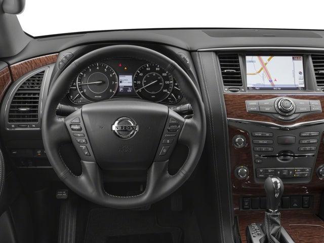 2018 Nissan Armada 4x4 SL in Cary, NC   Nissan Armada   Leith Nissan ...