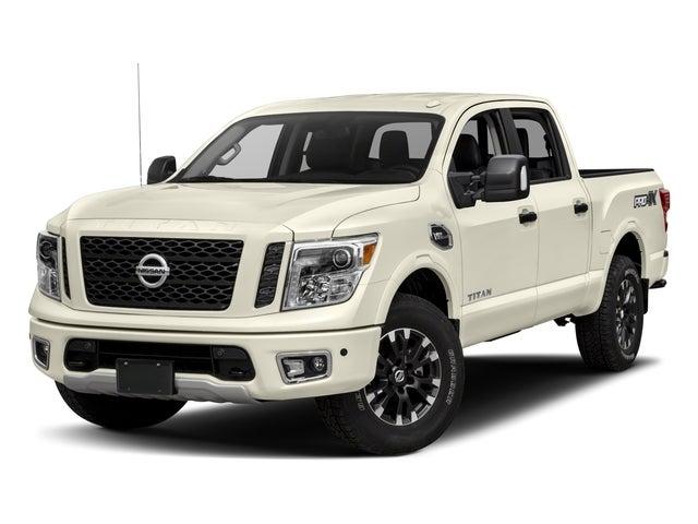 Cash Car Rentals >> 2018 Nissan Titan 4x4 Crew Cab PRO-4X in Cary, NC | Nissan Titan | Leith Nissan of Cary ...