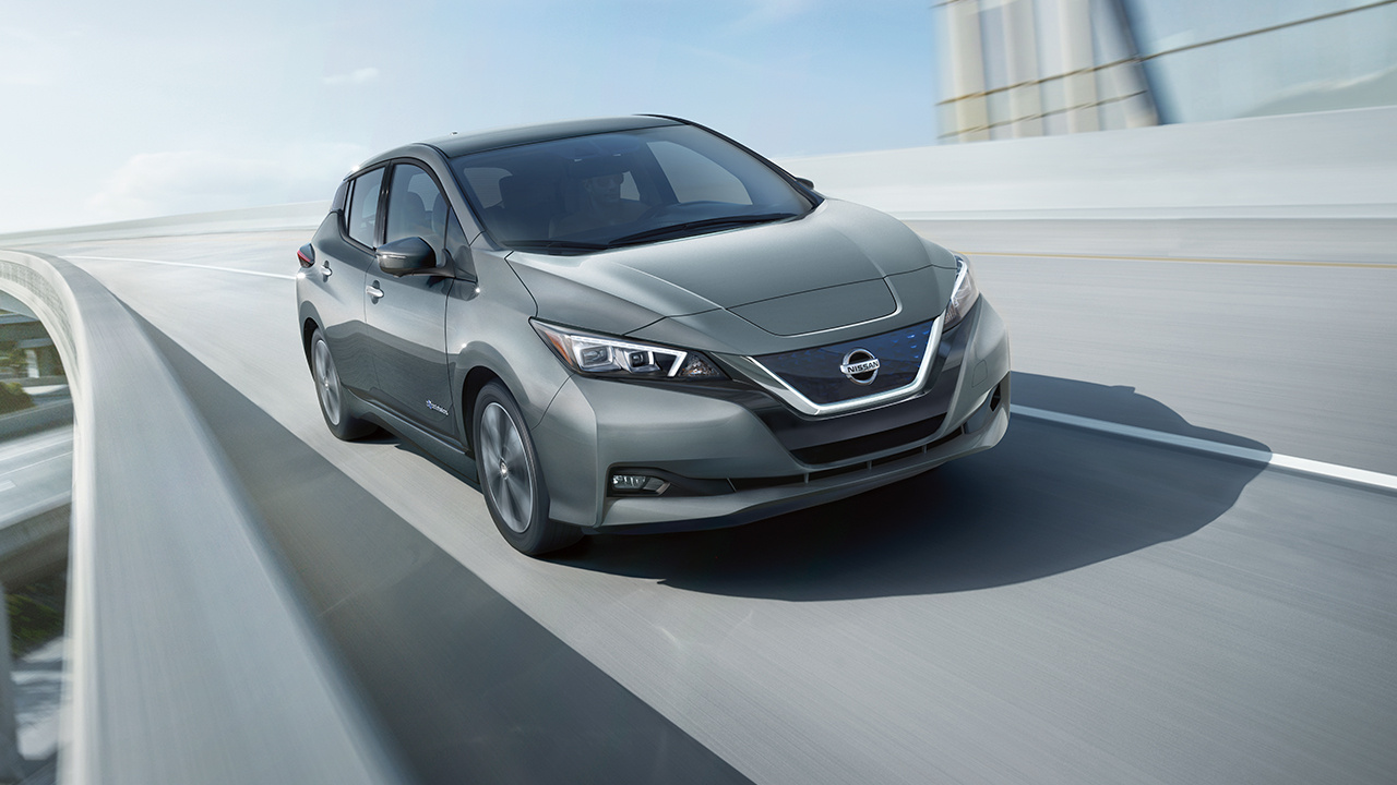 Feel The Electricity In The New 2018 Nissan Leaf Leith Nissan Of