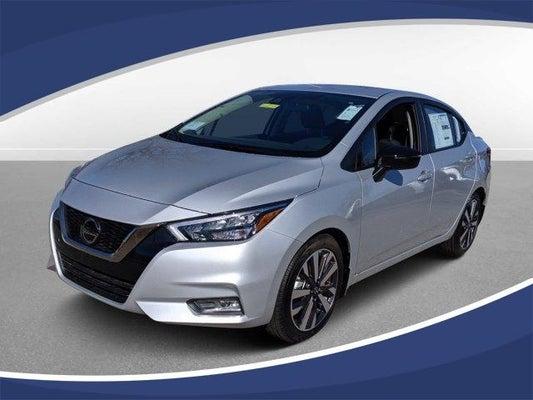2020 Nissan Versa Sr Cvt In Cary Nc Nissan Versa Leith Nissan Of Cary 3n1cn8fv5ll846344