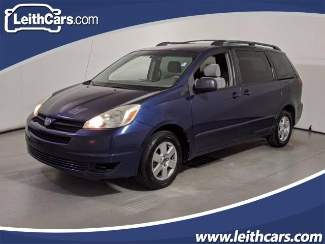 2004 Toyota Sienna 5dr LE FWD 8-Passenger