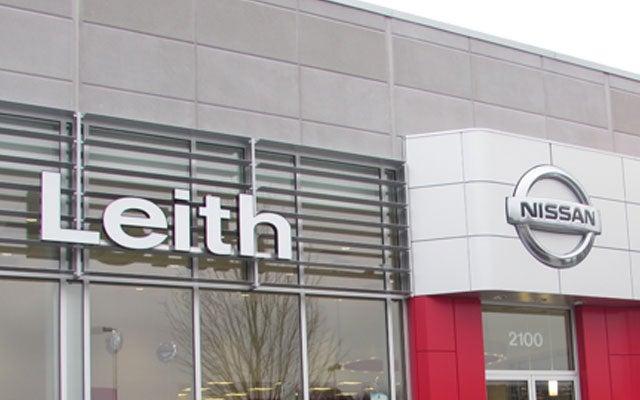 Leith automotive group obvious